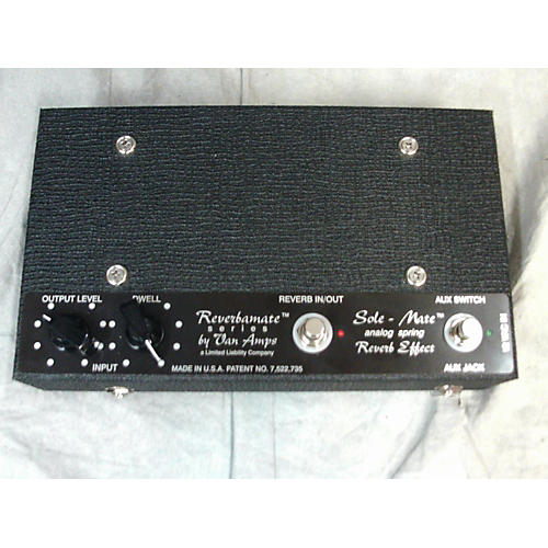 In Store Used Used VanAmps Sole-Mate Reverb Effect Pedal-thumbnail