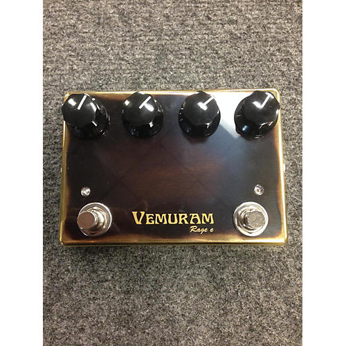In Store Used Used Vermuram Rage E Effect Pedal-thumbnail