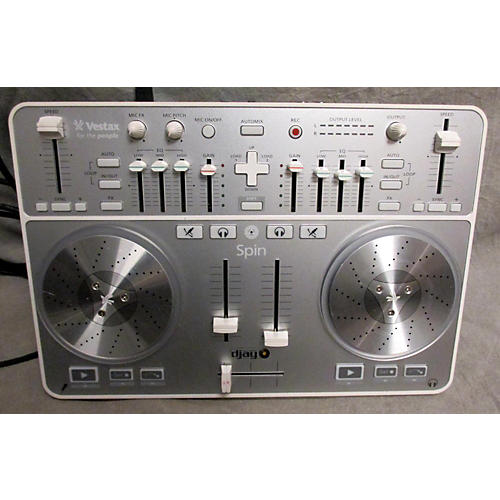 In Store Used Used Vestex Spin II DJ Controller
