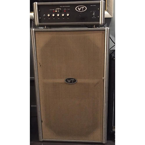 In Store Used Used Vibration Technologies 1970s Eq 140 Bass Stack