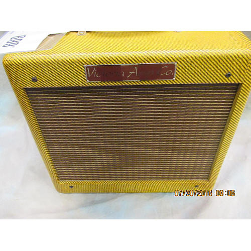 In Store Used Used Victoria Amp Co 518-T Tube Guitar Combo Amp
