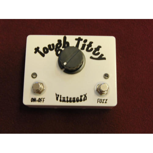 In Store Used Used Vintage Fx Tough Titty Effect Pedal