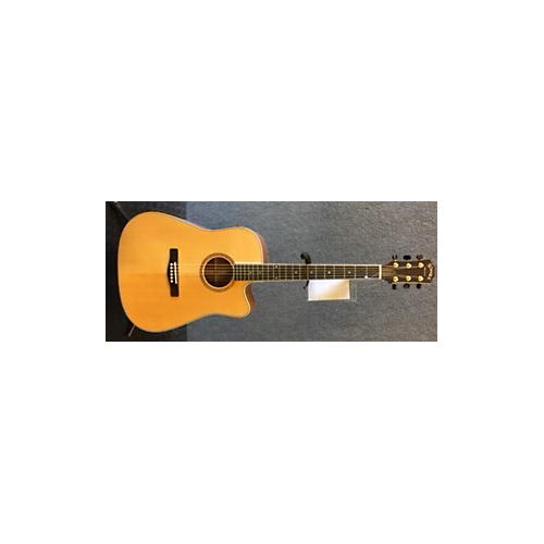 In Store Used Used WINZZ AFH303 Natural Acoustic Electric Guitar