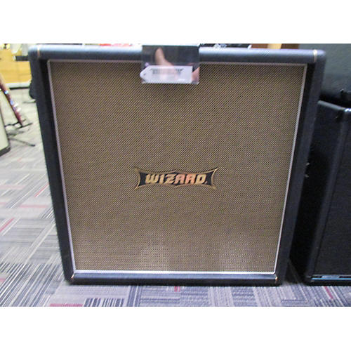 In Store Used Used WIZARD 4X12 GCL Guitar Cabinet
