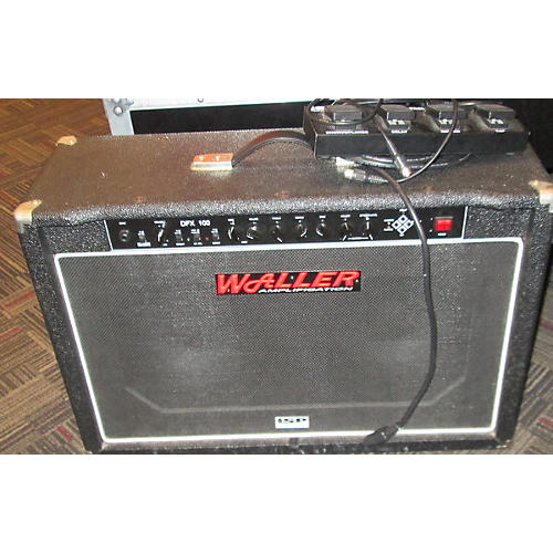 In Store Used Used Waller DFX100 Guitar Combo Amp-thumbnail