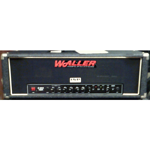 In Store Used Used Waller G Max 100h Solid State Guitar Amp Head