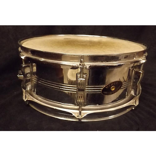 In Store Used Used Werco 6.5X14 Steel Snare Chrome Drum