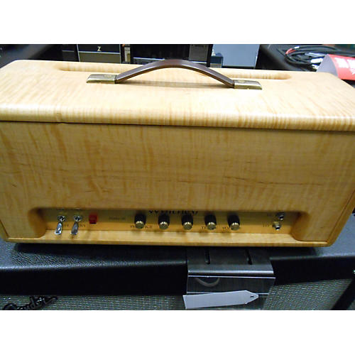 In Store Used Used Whitney Penta 66 Tube Guitar Amp Head-thumbnail