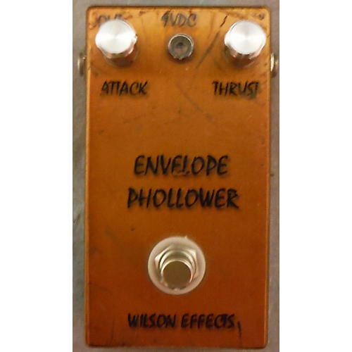 In Store Used Used Wilson Effects Envelope Phollower Effect Pedal-thumbnail