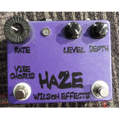 In Store Used Used Wilson Effects WILSON EFFECTS Effect Pedal