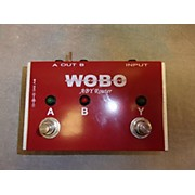Used Wobo ABY Router Pedal