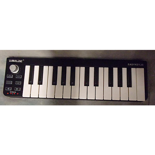 In Store Used Used Worlde Easykey.25 MIDI Controller-thumbnail