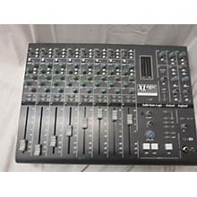 Used X Logic Superanalogue X Desk Digital Mixer