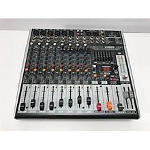 Used XENYX X1222 Powered Mixer