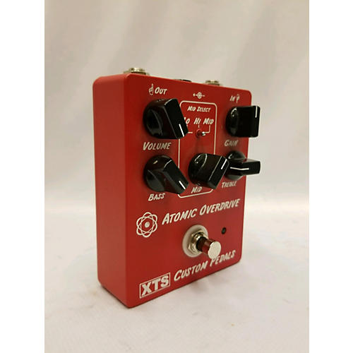 In Store Used Used XTS Atomic Overdrive Effect Pedal-thumbnail
