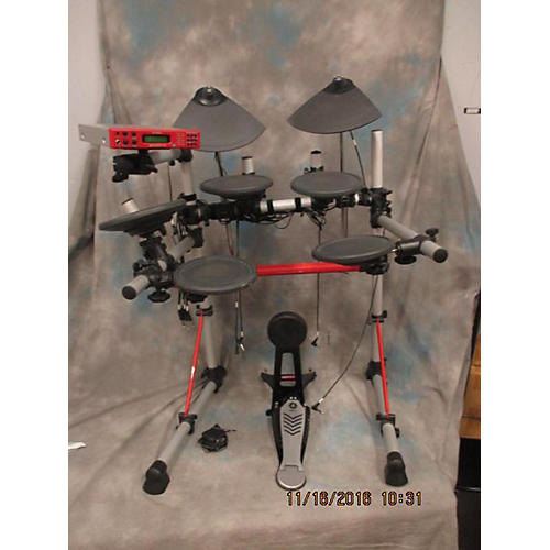 In Store Used Used Yamaha Dtxpress III 2012 DTXP3 Electric Drum Set