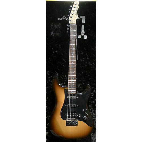 In Store Used Used ZANE PCSD CLASSIC Tobacco Burst Solid Body Electric Guitar