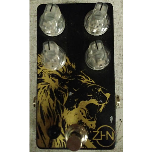In Store Used Used ZHN THUNDEROUS DRIVE Effect Pedal-thumbnail