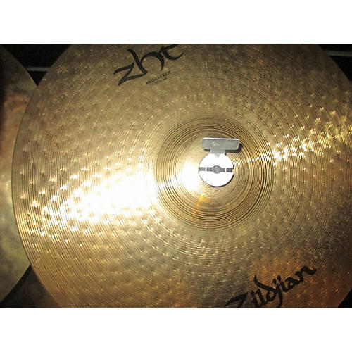 In Store Used Used ZHT 20in Medium Ride Cymbal