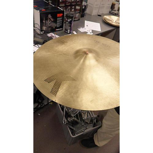 In Store Used Used ZIDJIAN 22in PRE AGED K Cymbal