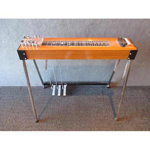 In Store Used Used ZUM STEEL 2005 PEDAL STEEL Natural Lap Steel