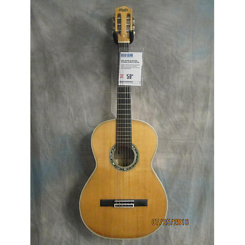 In Store Used Used Zen-on 450 Natural Classical Acoustic Guitar