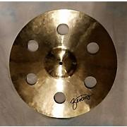 Used Zenero 18in Effects Cymbal Cymbal