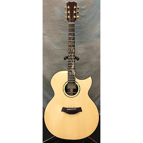 In Store Used Used Zimnicki 2012 Custom Natural Acoustic Guitar-thumbnail