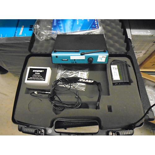 Shure Ut1420 Fm Uhf Headset Headset Wireless System