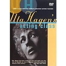 Applause Books Uta Hagen's Acting Class (Two DVDs) Applause Acting Series Series DVD Written by Uta Hagen