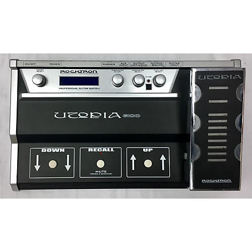 Rocktron Utopia 6100 Effect Processor
