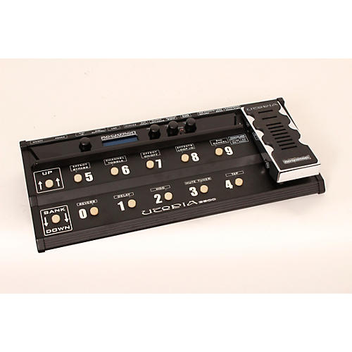 Rocktron Utopia B-300 Bass Floor Multi-Effects Pedal-thumbnail