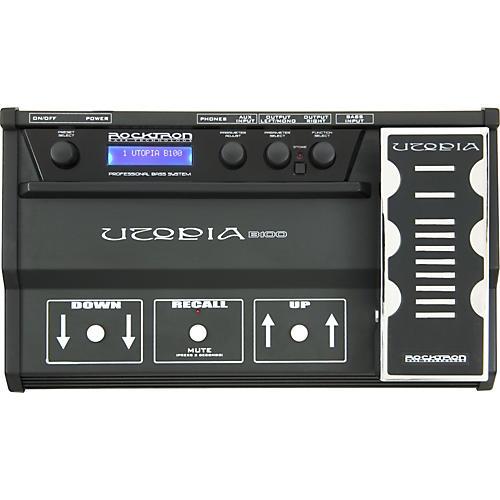 Rocktron Utopia B100 Multi-Effects Bass Pedal