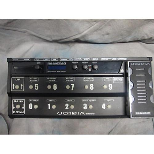 Rocktron Utopia B300 Bass Effect Processor-thumbnail