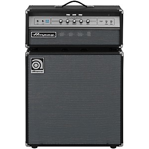Ampeg V-4B 100 Watt All-Tube Head and SVT-212AV 2x12 Bass Stack
