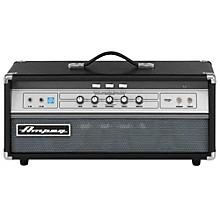 Ampeg V-4B All-Tube 100W  Classic Bass Amp Head Level 1 Black