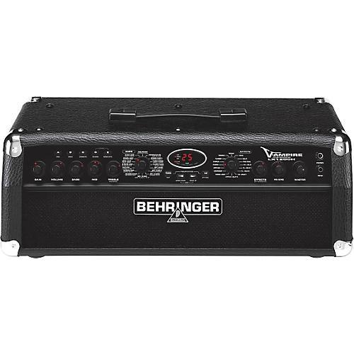 Behringer V-AMPIRE LX1200H Modeling Guitar Head-thumbnail