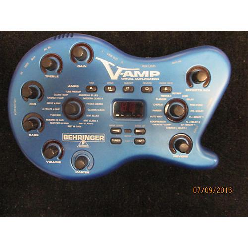 Behringer V-Amp 2 Effect Processor-thumbnail