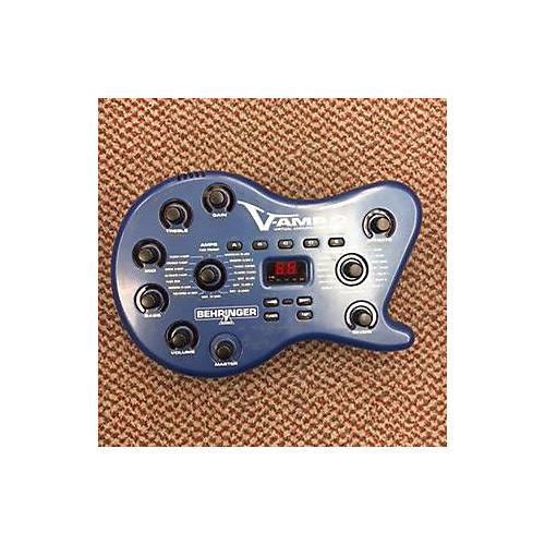Behringer V-Amp Pro Effect Processor-thumbnail