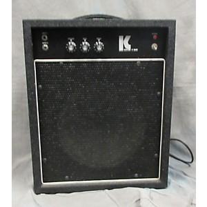 Pre-owned Kustom V BASS Bass Combo Amp