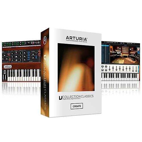 Arturia V-Collection Classics Software Download