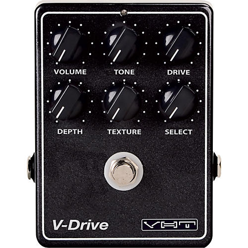 VHT V-Drive Overdrive Guitar Effects Pedal-thumbnail