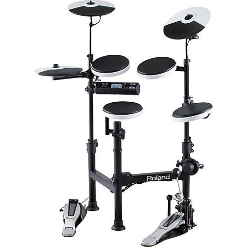Roland V-Drums TD-4KP Portable Electronic Drum Set-thumbnail