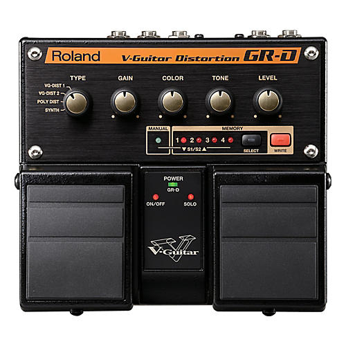 Roland V-Guitar Distortion Effects Pedal-thumbnail