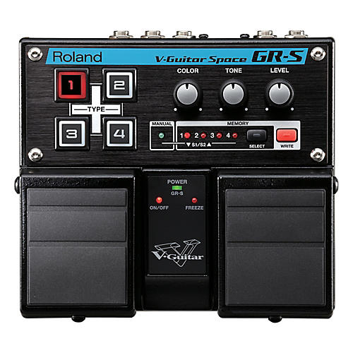 Roland V-Guitar Space Guitar Effects Pedal
