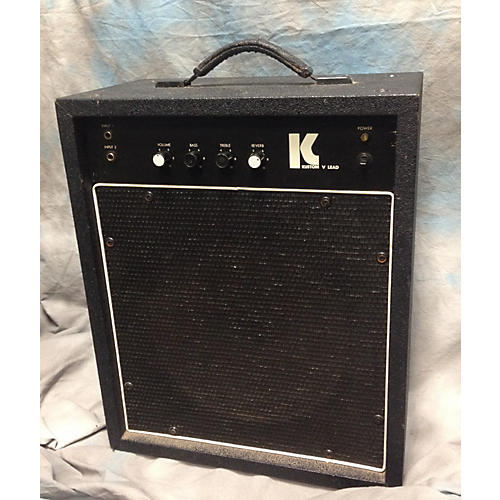 Kustom V Lead Tube Guitar Combo Amp-thumbnail