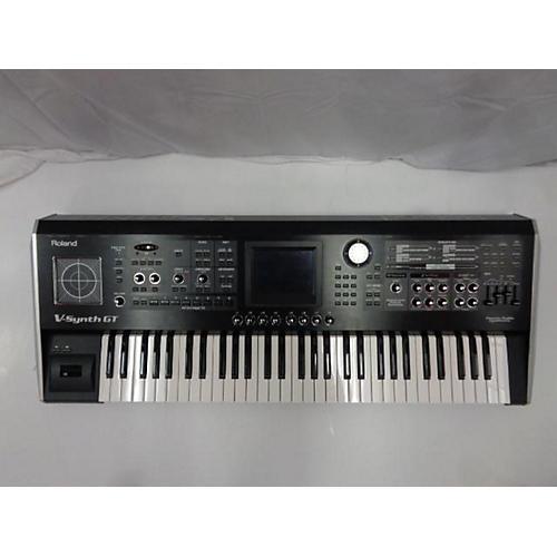 Guitar Center Synthesizers : used roland v synth gt synthesizer guitar center ~ Vivirlamusica.com Haus und Dekorationen