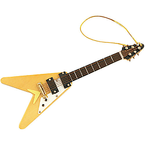 AIM V Shaped Electric Guitar Ornament-thumbnail