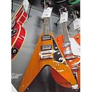 Reverend V Solid Body Electric Guitar