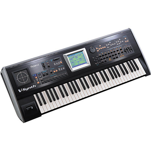 Roland V-Synth 61-Note Synthesizer